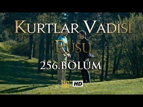 Kurtlar Vadisi Pusu (256.Bölüm YENİ) | 23 Nisan SON BÖLÜM 720p Full HD Tek Parça İzle