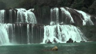 Du lịch Đông Bắc VN 2014- P3b : Bản Giốc