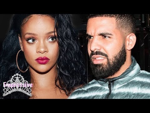 Drake is furious with Rihanna! He unfollows her on social media