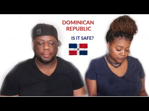 HOW SAFE IS THE DOMINICAN REPUBLIC? People being KILLED?!