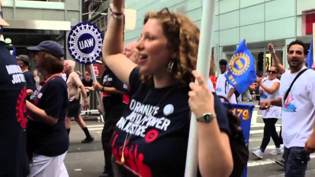 NYC AFL-CIO Labor Day Parade