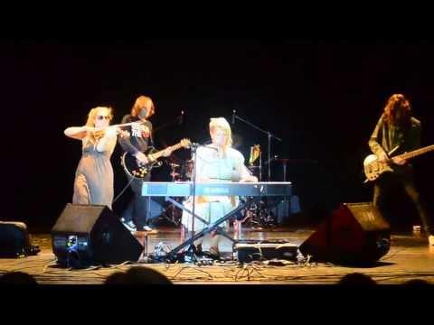 Концерт Fleur Москва 27.09.13 (Разбег)