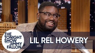Lil Rel Howery Accidentally Performed a Stunt for Bird Box