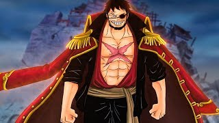 Strongest Pirates At The End Of One Piece