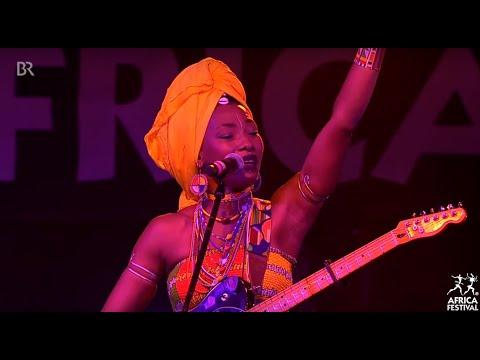 Fatoumata Diawara in Concert | 30th Africa Festival Würzburg (2018)