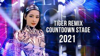 Chi Pu đọc rap cực gắt, bùng nổ sân khấu Tiger Remix Countdown 2021