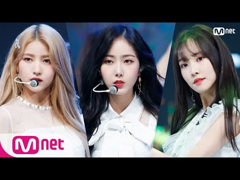 [GFRIEND - NAVILLERA + Rough] KPOP TV Show | M COUNTDOWN 190103 EP.600