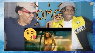 Jennifer Lopez & Bad Bunny - Te Guste (Official Music Video)REACTION