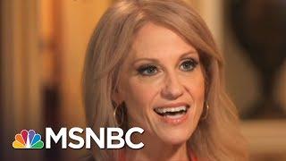 Kellyanne Conway's Husband Trolls President Donald Trump On Twitter | All In | MSNBC