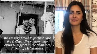 Katrina Kaif lends a helping hand to daily wage workers, s..