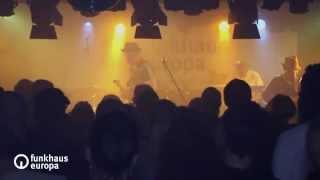 Mzungu Kichaa - MZUNGU KICHAA - live on RADIO FUNKHAUS EUROPA