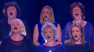The Missing People Choir Will Bring TEARS To Your Eyes | Semi-finals | Britain's Got Talent 2017