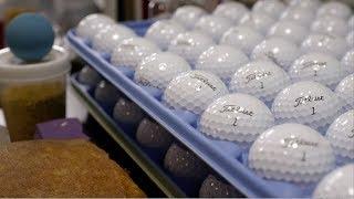Golf Channel Morning Drive: Inside Titleist Golf Ball R&D