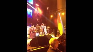 Wiz khalifa noblesville indiana concert front row