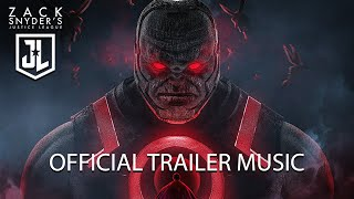 JUSTICE LEAGUE Snyder Cut - Official Trailer 2 Music Song (FULL VERSION THEME)  