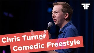 CHRIS TURNER | COMEDIC FREESTYLE | 2017