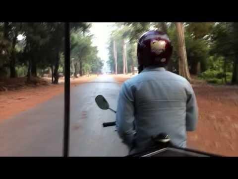 Caminando por Camboya