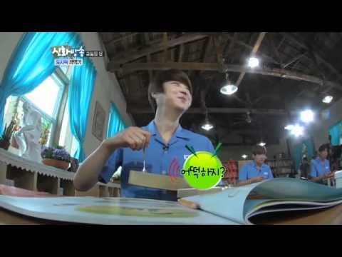 [JTBC] 신화방송 (神話, SHINHWA TV) 17회 명장면 - 도시락 까먹기!