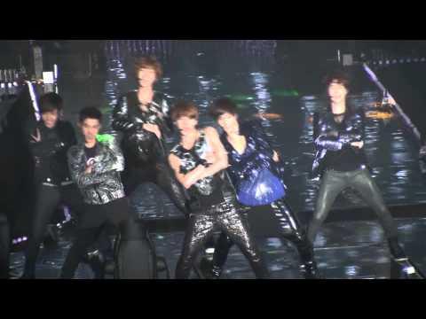 [휴지필름]120714  NH Concert EXO-K sorry sorry