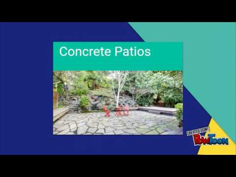 Concrete Services in Red Deer