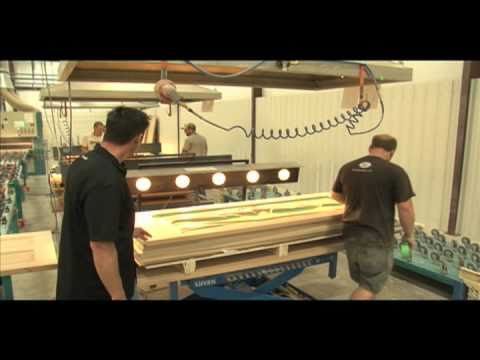 Bayer Built Pre-Finish Preparation