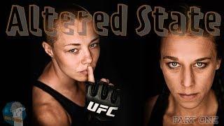 UFC 217 Psychology of Rose Namajunas Joanna Jedrzejczyk