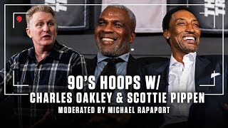 90s Hoops With Scottie Pippen and Charles Oakley