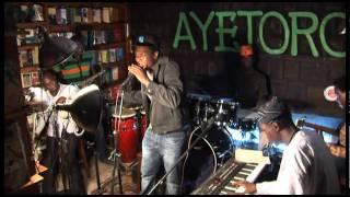 Ayetoro - Afrofuturistic blues