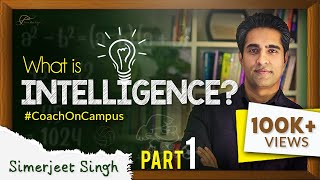 What is intelligence? | Looking beyond Academic Performance | Part-1 | Self Discovery for Youth