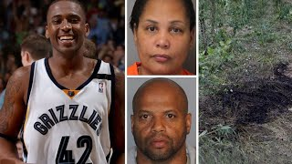 Murder and basketball-- The grave of Lorenzen Wright