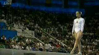 Top 5 Favourite Balance Beam Routines