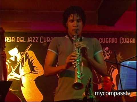 Areil Bringuez Soprano Sax Solo - Jazz Havana Cuba