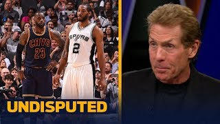 Skip Bayless on reports Kawhi prefers Clippers over playing with LeBron's Lakers | NBA | UNDISPUTED
