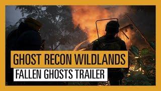 Ghost Recon Wildlands - Fallen Ghosts DLC Trailer