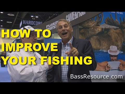 How To Improve Your Fishing - Hank Parker | Bass Fishing