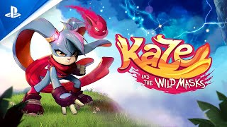 Kaze and the wild masks :  bande-annonce