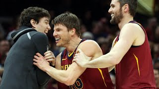 Cavs have 'fun' in win over Pistons