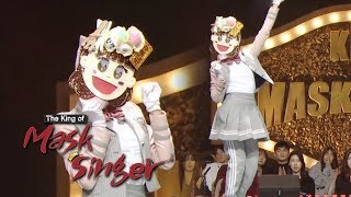 He's Going to Imitate the Sound of Water Being Poured [The King of Mask Singer Ep 177]