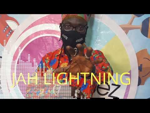 JAH LIGHTNING OFFICIAL - Jah Lightning-Hotta