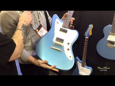 Fano Guitars, Tone King Amplifiers, and Two-Rock Amplification - NAMM 2016
