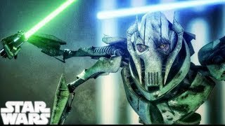 Where Was General Grievous During Attack of the Clones - Star Wars Explained