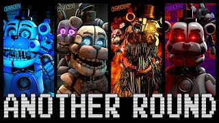 "FNaF - ""Another Round"" (@APAngryPiggy, @Flint 4K) FTF Song 