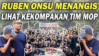 The Onsu Family - KOMPAK! Membangun MOP Camp, Ruben Onsu sampai MENANGIS?