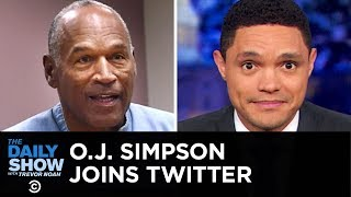 O.J. Simpson's Twitter & Pete Buttigieg on Possibly Gay Presidents | The Daily Show