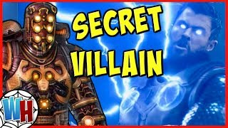 Who Is The SECRET VILLAIN In Avengers 4? | MCU THEORY