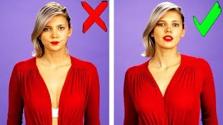 26 SMART CLOTHING HACKS AND TIPS