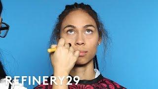 I Got Transformed Into Zendaya | Beauty Evolution | Refinery29