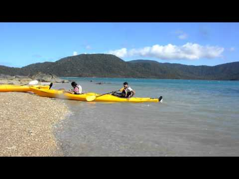 video Half Day Sea Kayaking Tour