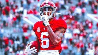 The HEISMAN 🏆 || Alabama WR DeVonta Smith 2020 Midseason Highlights ᴴᴰ