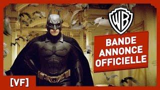 Batman begins :  bande-annonce VF